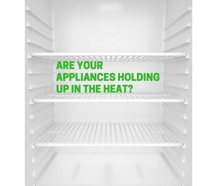 General The Summer Heat May Be Affecting Your Home's Appliances