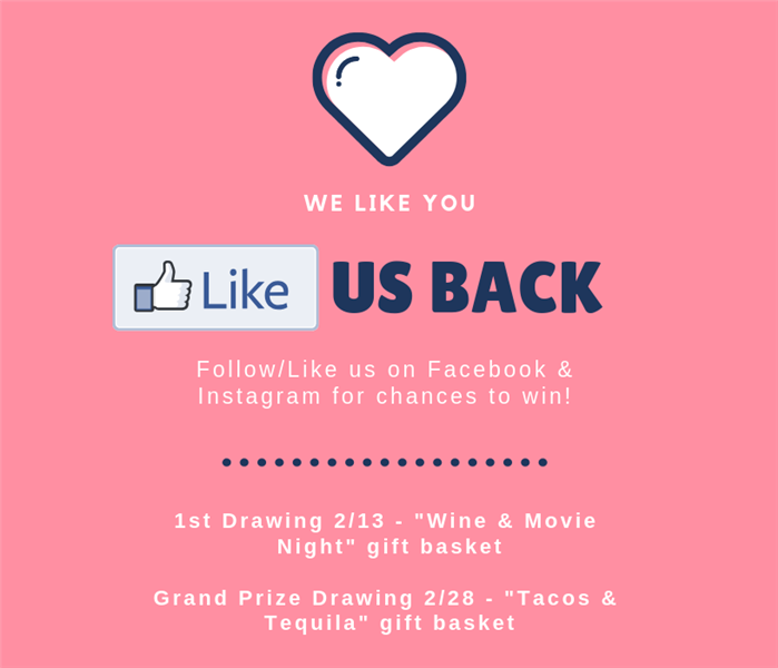 Commercial We Like You. Like Us Back!