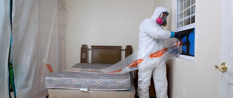 Tustin, CA biohazard cleaning