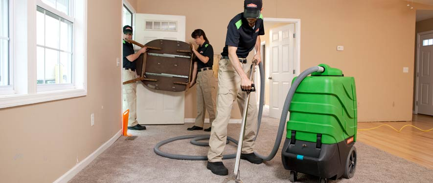 Tustin, CA residential restoration cleaning